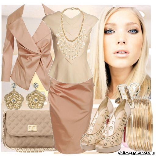 Модная женская одежда тенденции мой